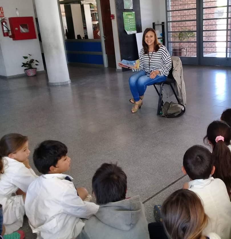 Feria del Libro de Durazno. Escuela 92