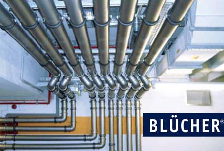 BLÜCHER – надійні системи водовідведення