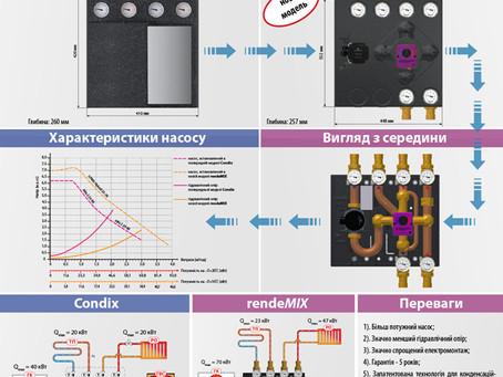 Нова модель Meibes RendeMIX