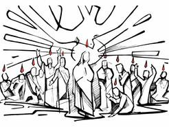 Apprenons à accueillir l'Esprit Saint...