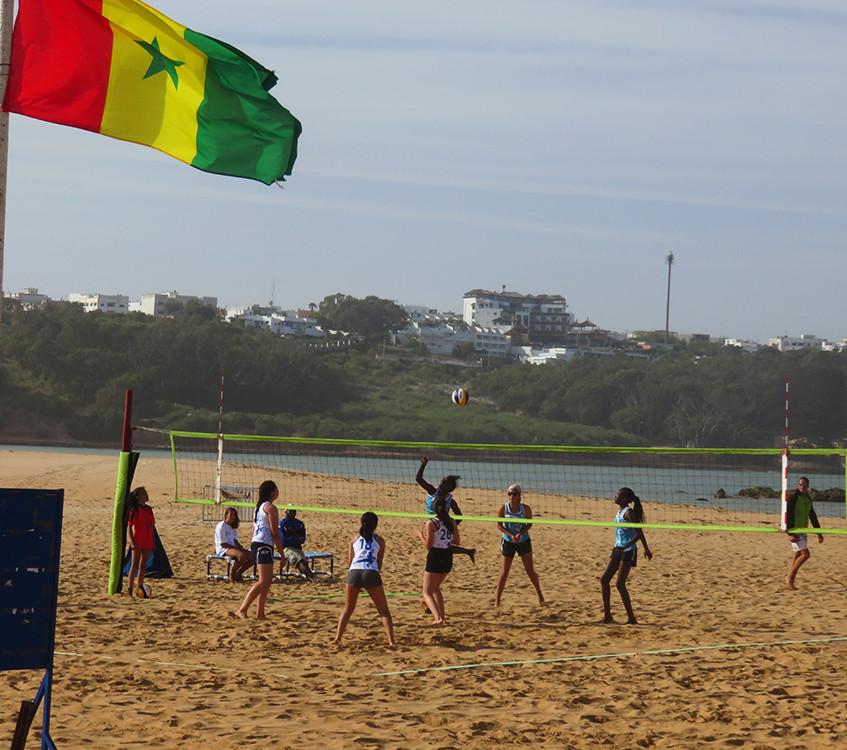 ISJA - Beach Volley - Casablanca 2017