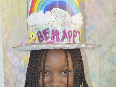 Des chapeaux qui leur ressemblent !