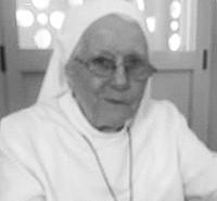 Soeur Marie Bernard a rejoint la maison du Père