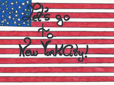 Carnet de voyage à New-York