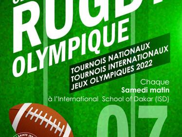 Tout nouveau : Le Club de Rugby Olympique