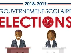 Gouvernement scolaire : Election présidentielle à Jeanne d'Arc !