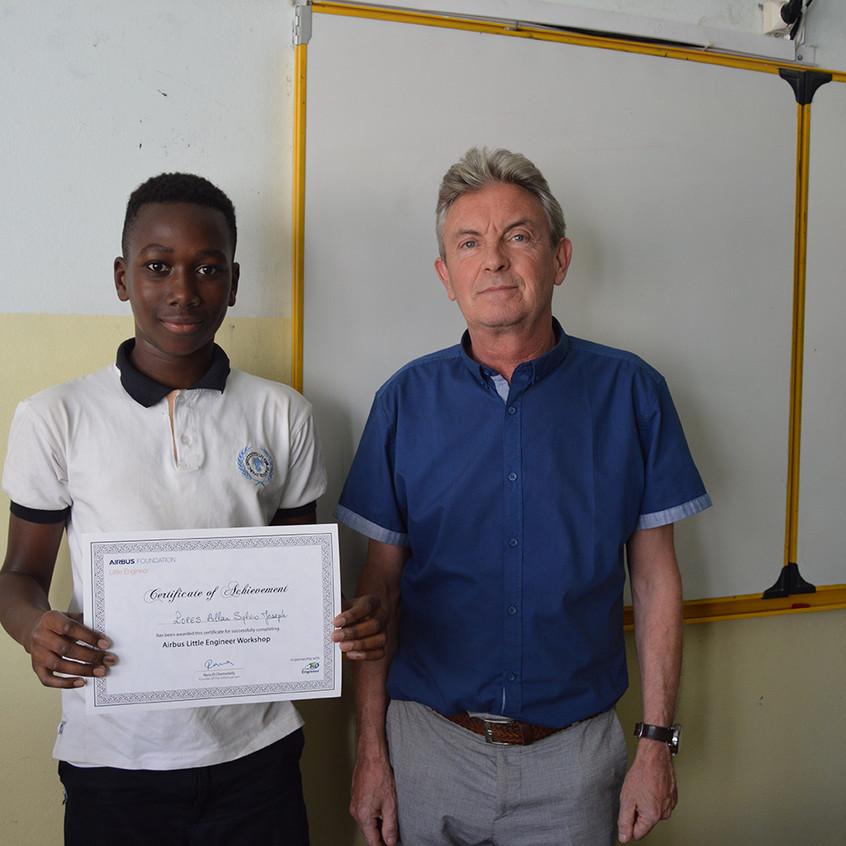Workshop Airbus / Air Sénégal