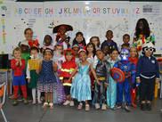 Congrès de fées et de super-héros à la Maternelle !