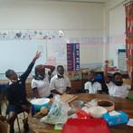 Préparation du Soussaï en classes Passerelle