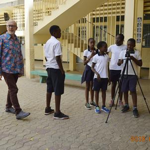 La Banane du futur : le film des élèves du CLUB VIDEO sélectionné au festival de vidéo scolaire d&#3
