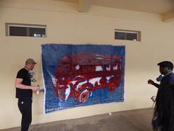 Graffs & pochoirs :  Rencontre avec Olivier Hoelzl