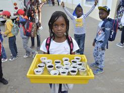 Projet de reboisement du Sahel : les CP en voyage à Mboro
