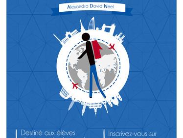 AGORA - ADN Faire une partie de votre seconde à l'autre bout du monde !