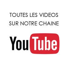 Cliquez pour accèder à la chaine Youtube de l'ISJA