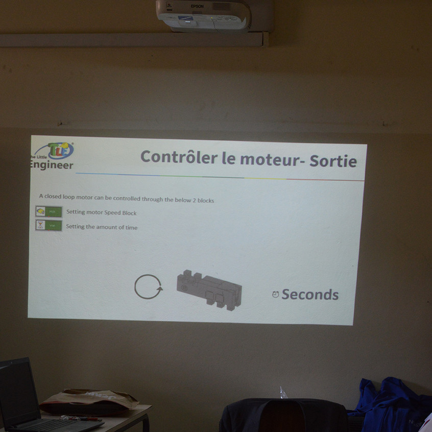 workshop air sénégal / airbus