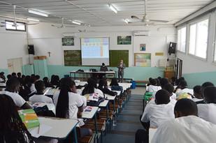 Campus France à l'ISJA