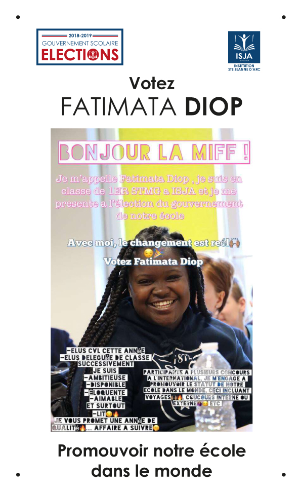 Fatimata DIOP