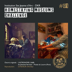 HOMESTAYING MUSEUMS CHALLENGE : Les 5 gagnants sont...