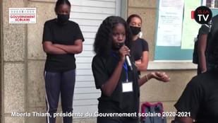 Matinée de sensibilisation : le Gouvernement Scolaire renforce les liens face à la crise