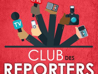 Le Clubs des Reporters vous présente le JT du mois de Décembre 2018