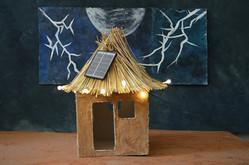 Habitat traditionnel : rôle et intérêt de l'énergie solaire dans les zones rurales