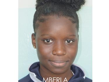 Mberla THIAM, 3ème présidente du Gouvernement Scolaire
