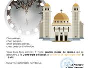 Grande Messe de Rentrée à la Cathédrale
