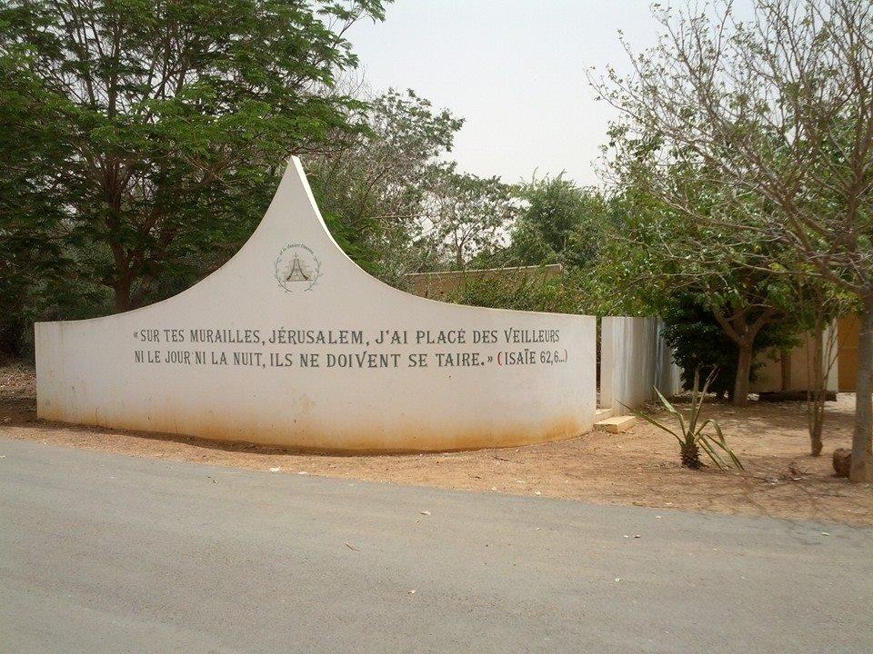 Abbaye Keur Moussa - Sénégal