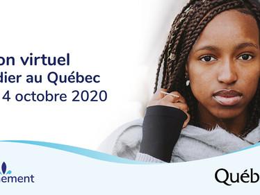 Tu aimerais poursuivre tes études universitaires au Québec ?