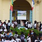Octobre, le mois du Rosaire : toute l'école participe !