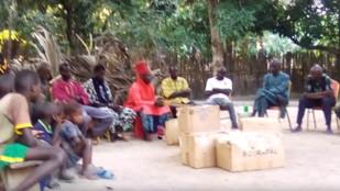 Générosité et solidarité avec le village de Mlomp