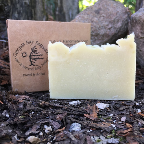 Mint Shaving Soap