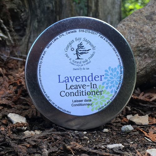 Lavender Leave-In Conditioner