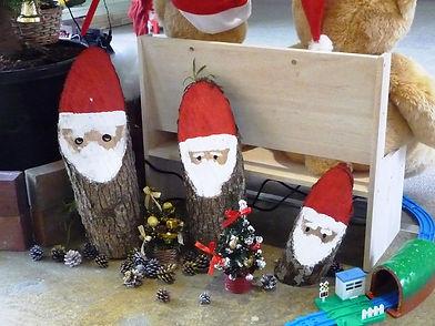 09クリスマス展示