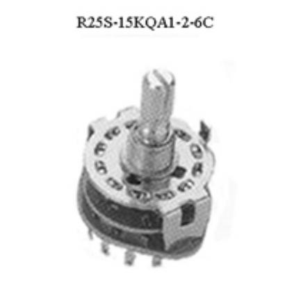 R25S-15KQA1-2-6C