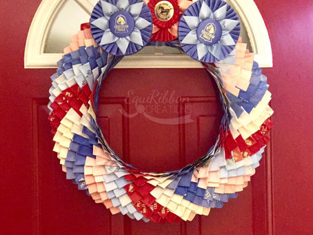 New Product: Ribbon Wreaths