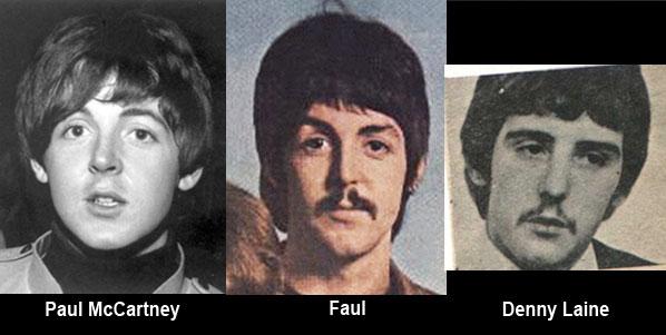 Paul McCartney Died Long Time Ago