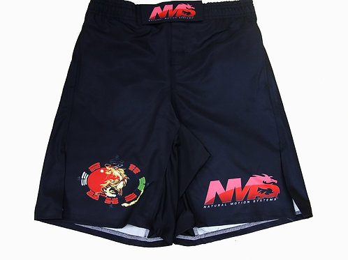 NMS Black Shorts