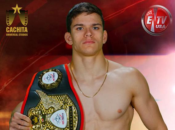 Daniel Riveron 145LBS Champion