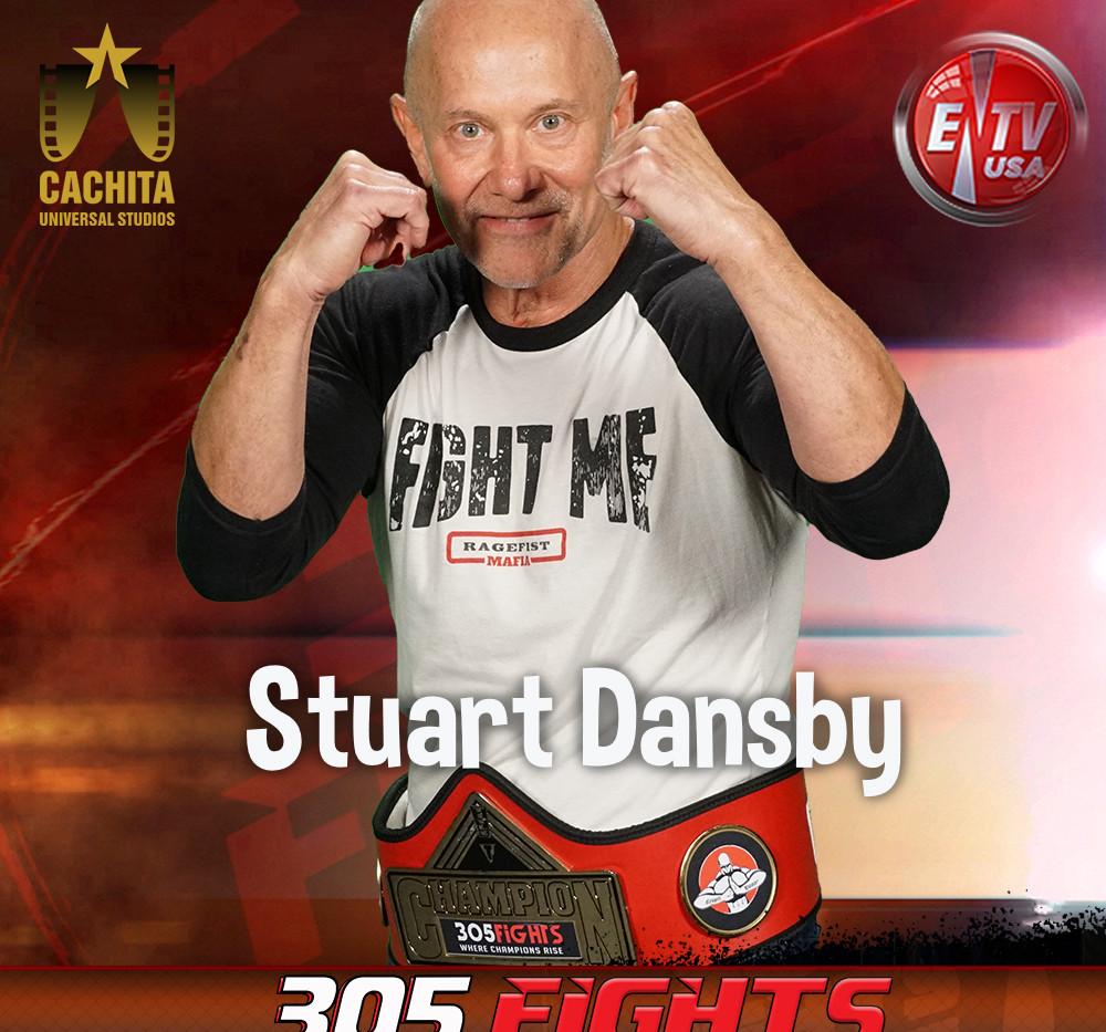 Stuart Dansby 170Lbs SKB Champion
