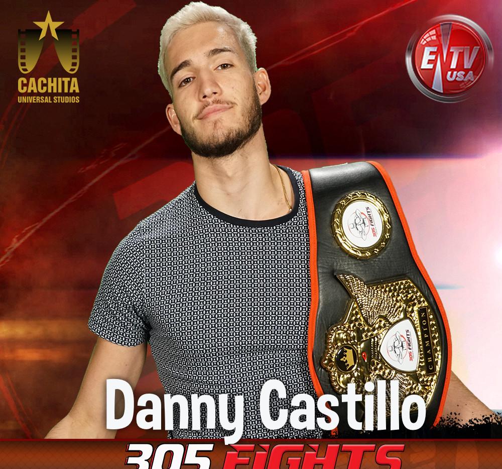 Danny Castillo 155Lbs Interim Champion