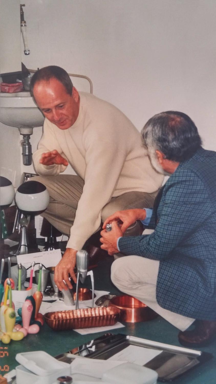 'איזיקה ואלברטו אלסי, בשיחה על אוסף החברה וההחלטה לפתוח מוזיאון 'אלסי