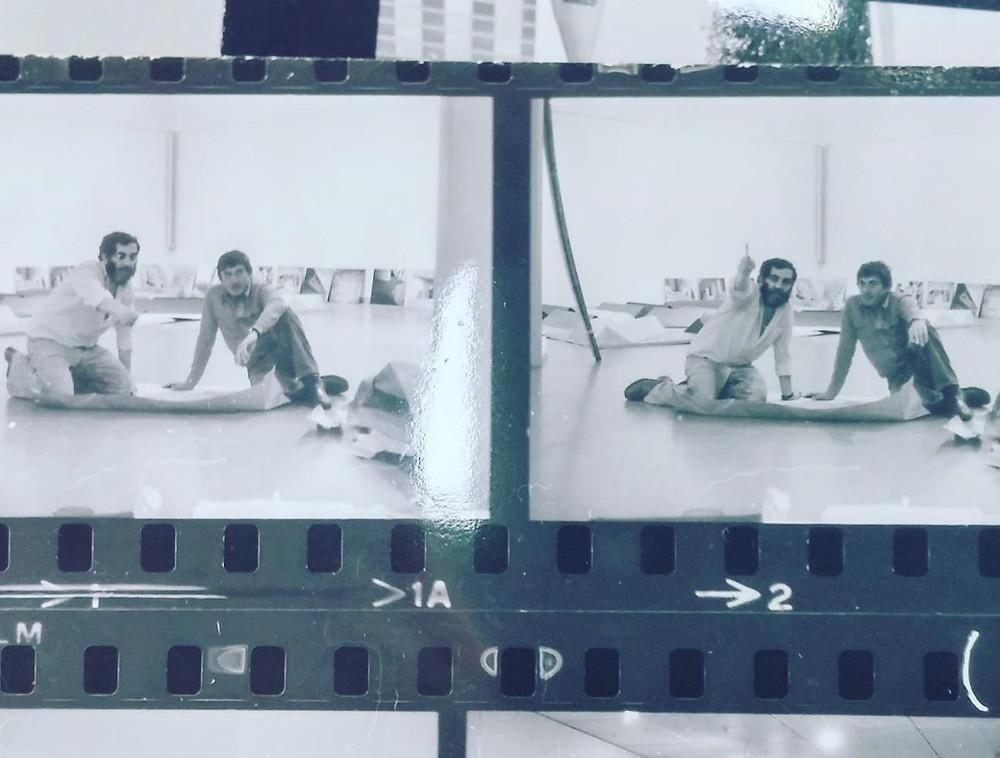 יןמתכננים תליה בחלל עצמו, 1976, בלי פוטושופ או איןדזי