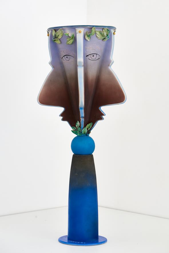 חרצלן פורצינה, איזיקה מתארח בבית בנימיני תערוכת יחיד 2021