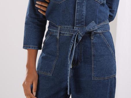 Le come-back de la combinaison en jean, on aime ou on jette ?