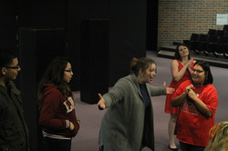 Not Your Momma's Shakespeare gets Wagner HS students on their feet