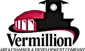 Vermillion Area Chamber and Development Company Logo
