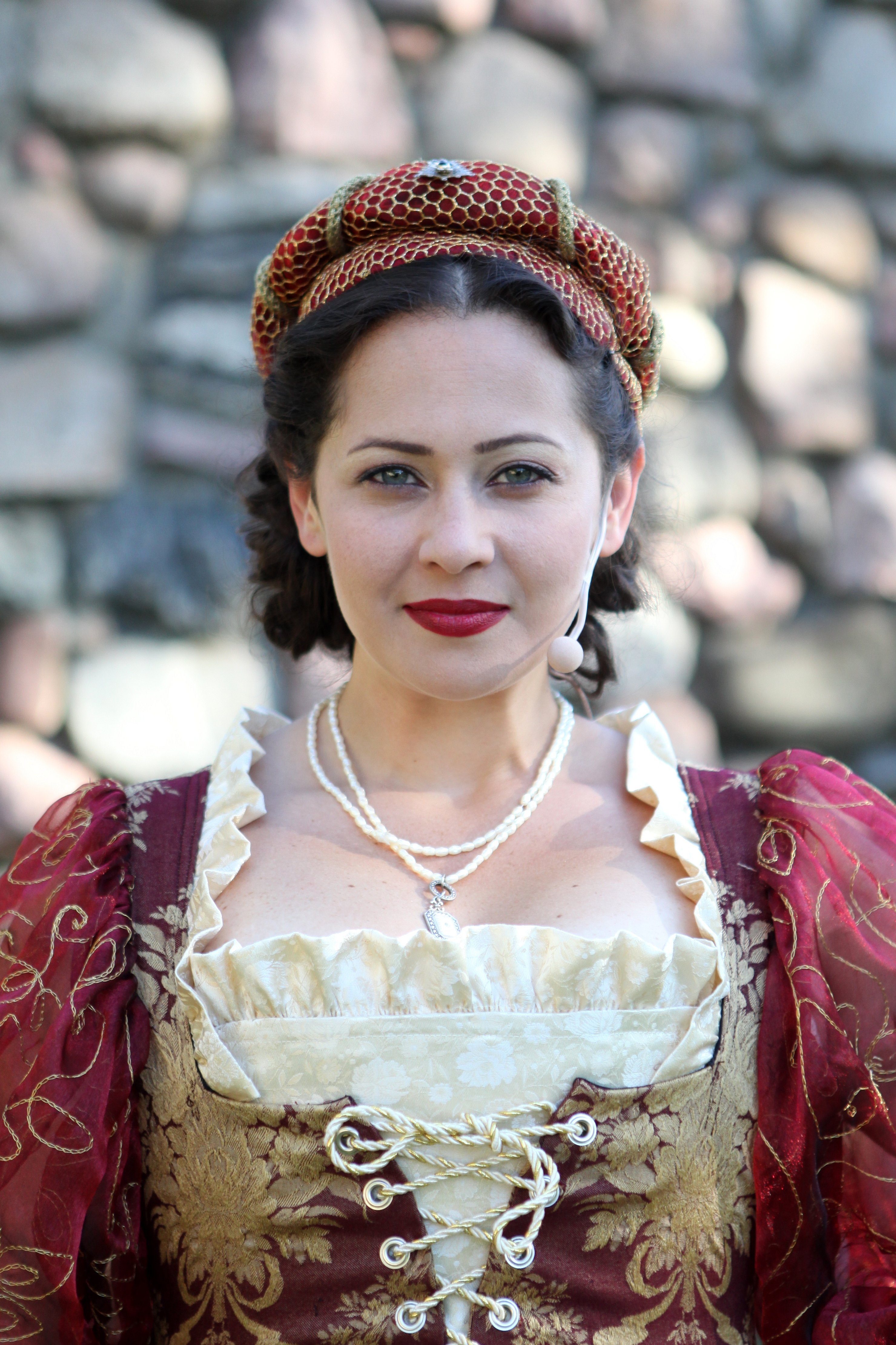 Stacy Lynn Gould as Baptista