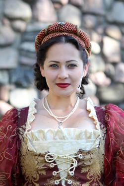 Stacy Lynn Gould as Baptista