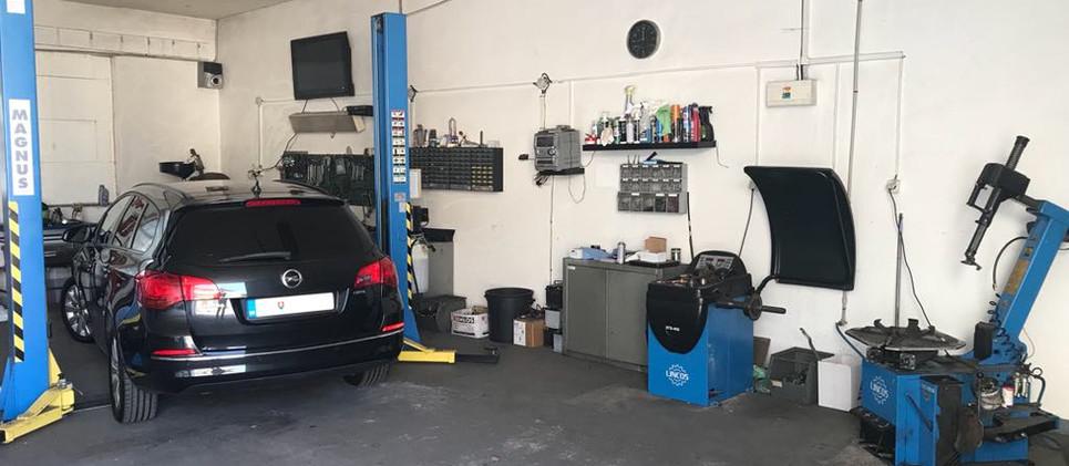 Kompletný servis vozidiel